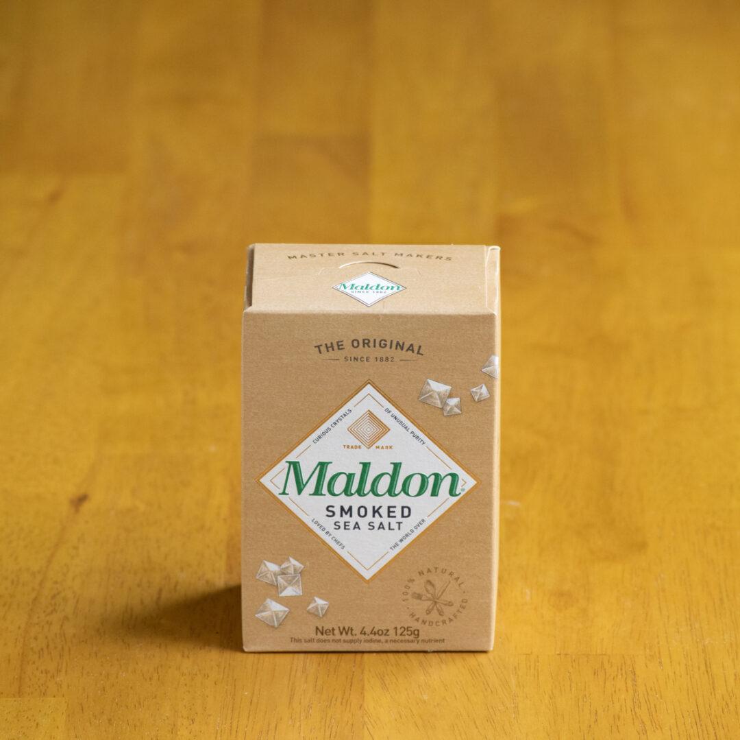Smoked Maldon Salt