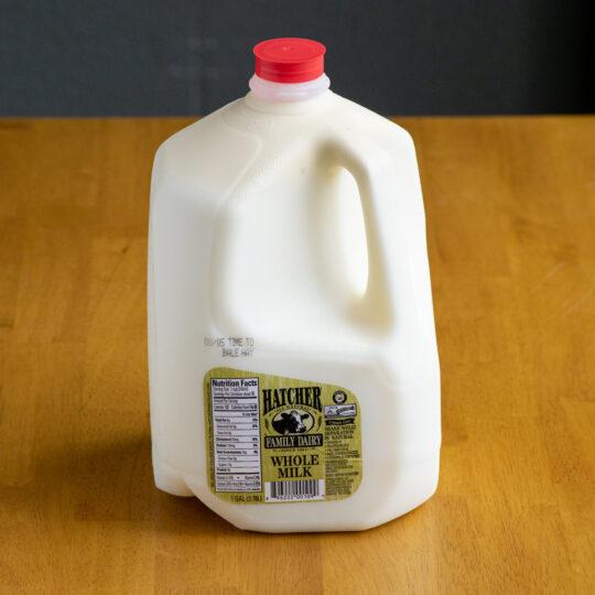Hatcher Whole Milk