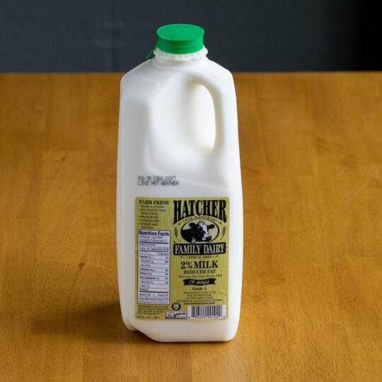 Hatcher 2% Milk