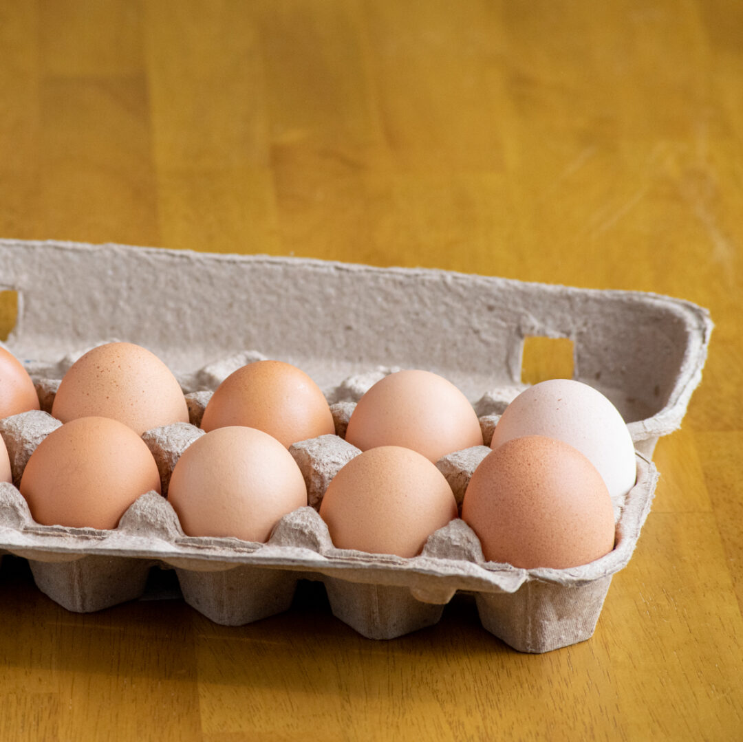 Jolly Barnyard Local Eggs