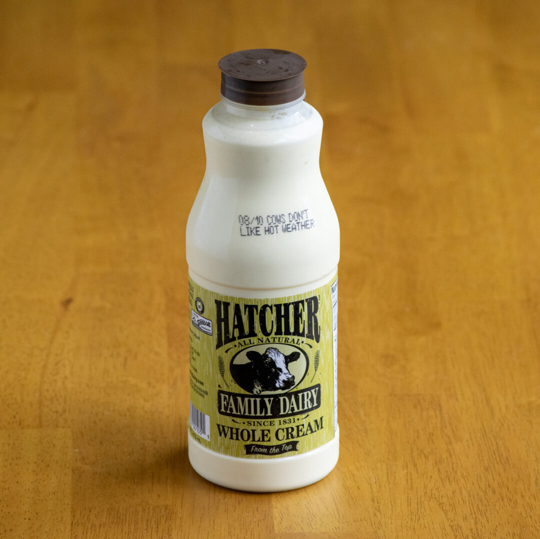Hatcher Heavy Cream