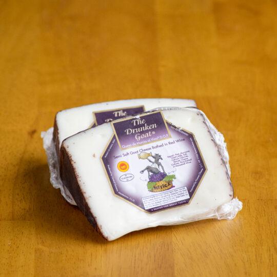 Drunken Goat Cheese