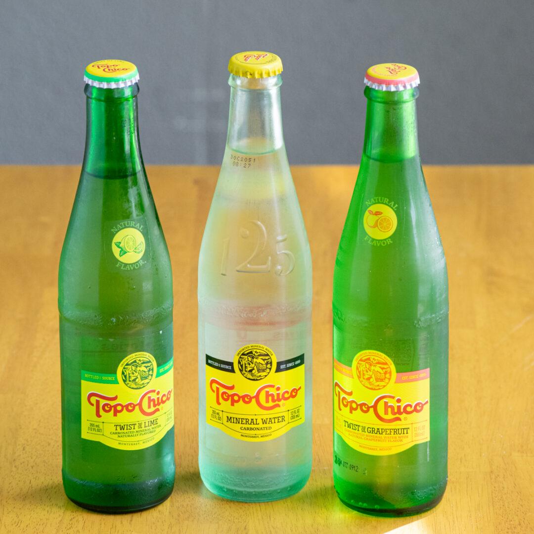 Topo Chico Sparkling Water