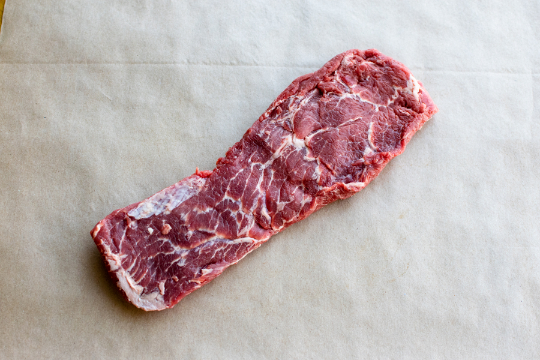 Butcher's Blade Steak