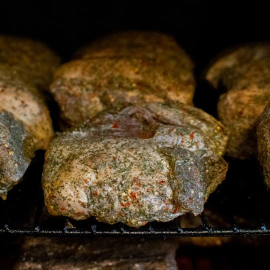 Smoked Herb Ham